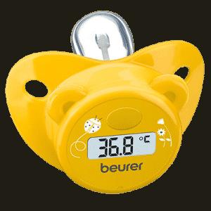 Schnullerthermometer